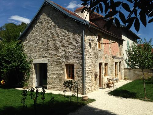 Relais de la Fontaine - Maison de charme : Guest accommodation near Chaumont-le-Bois
