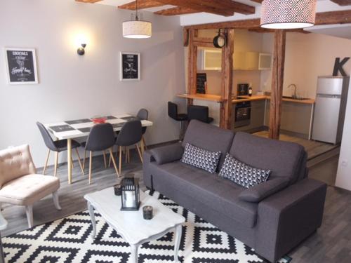 Gite Au Coeur de la Ville : Apartment near Heiligenstein