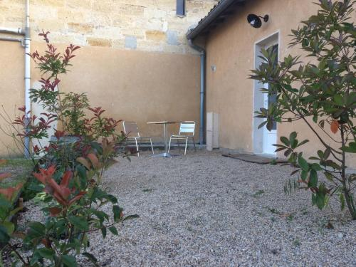 Gite Brandet : Guest accommodation near Saint-Ciers-d'Abzac