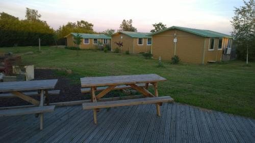 Domaine Maevag : Guest accommodation near Maillet