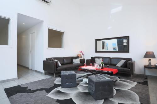 Grand Appartement pour 6, idéalement situé! : Apartment near Marseille 3e Arrondissement