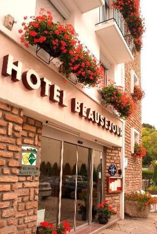 Hôtel Beauséjour : Hotel near Brion