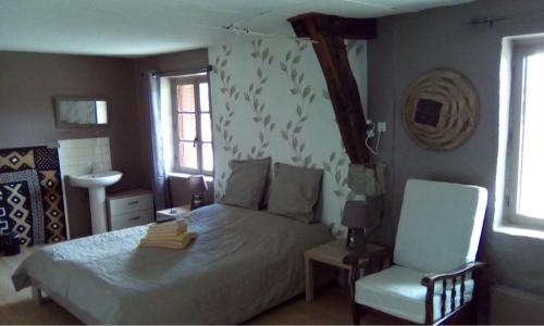 Herberg Montagne Dór : Bed and Breakfast near Saint-Bonnet-des-Quarts