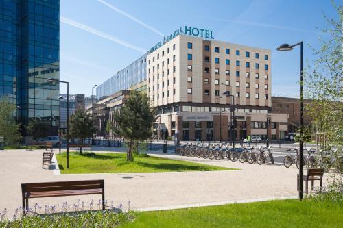 Apogia Paris : Hotel near Maisons-Alfort