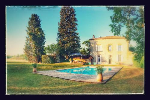 La Ramounette - 2 chambres chez l'habitant : Guest accommodation near Saint-Pardoux-du-Breuil