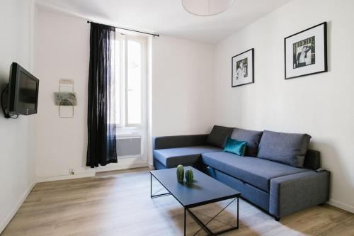 Luckey Homes - Rue Saint Jacques : Apartment near Marseille 6e Arrondissement