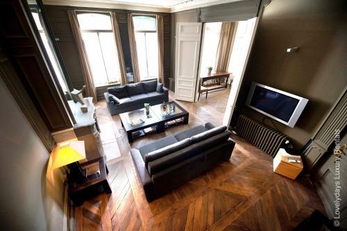 Vieux Lille : Apartment near Marquette-lez-Lille