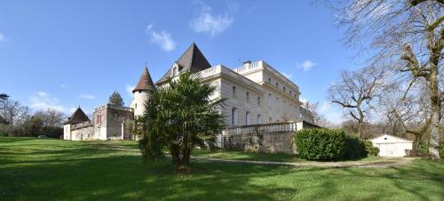 Château De Laroche : Bed and Breakfast near Thouars-sur-Garonne
