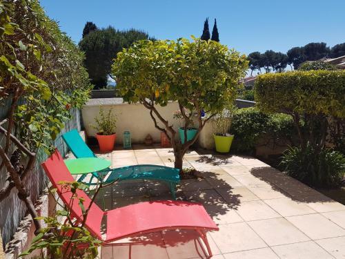 Location de vacances Var : Apartment near Le Pradet