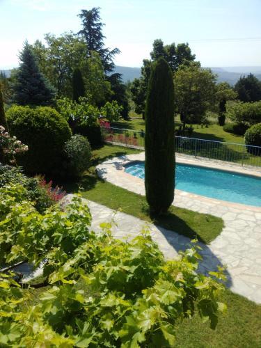 La Grange : Guest accommodation near Saint-Étienne-les-Orgues