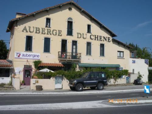 Auberge Du Chene : Bed and Breakfast near Saint-Jean-Pla-de-Corts