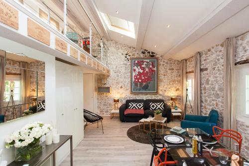 Appartement Loft Vieil Antibes : Apartment near Antibes