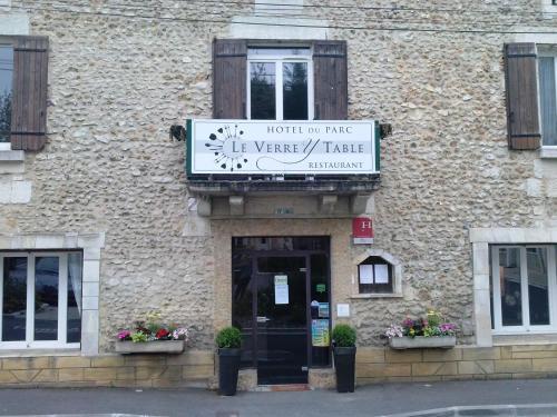 Hotel du parc : Hotel near Veyrines-de-Vergt