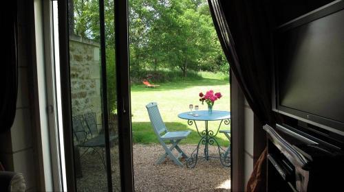 Le four à pain : Guest accommodation near Ferrière-Larçon