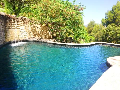 Villa The View : Guest accommodation near Aurons