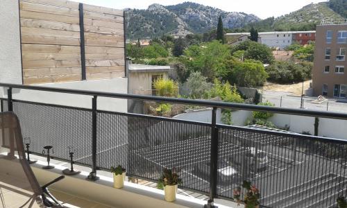 Via Calanca : Guest accommodation near Marseille 9e Arrondissement