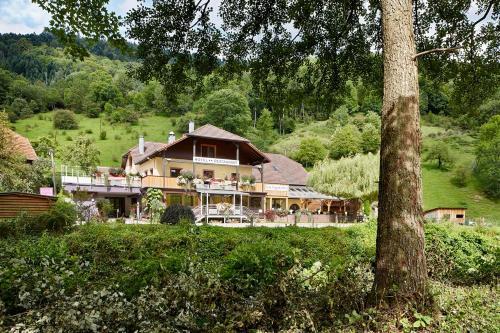 Hostellerie Les Bagenelles : Hotel near Sainte-Croix-aux-Mines
