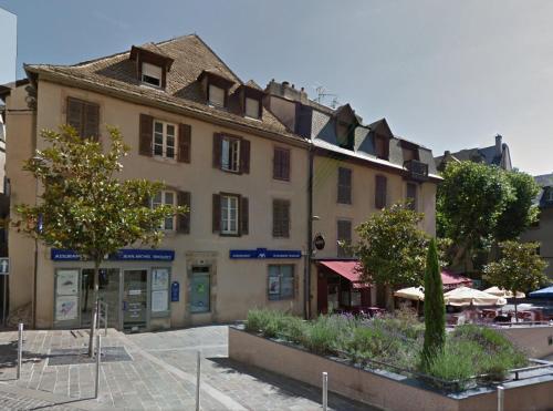 Charmant 60m2 plein centre : Apartment near Rodez