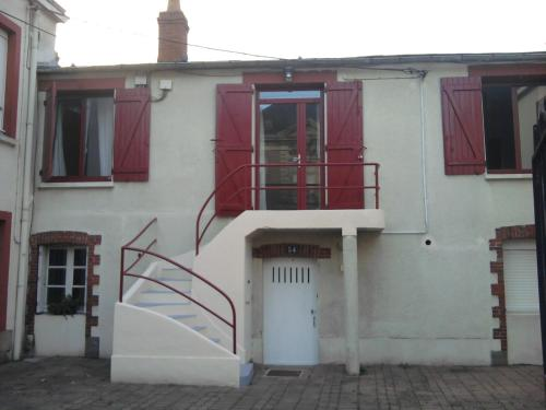 Chambres Zola : Guest accommodation near Bouguenais