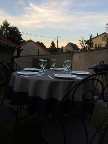 Gite Clos Angélique : Guest accommodation near Phalsbourg