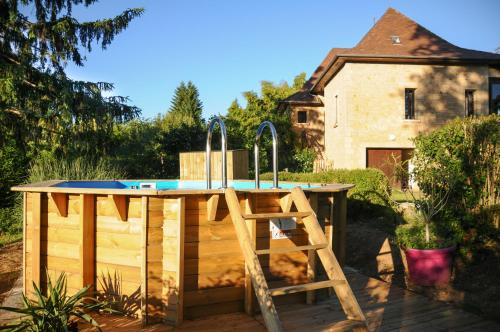 Gite la Buissonniére : Guest accommodation near Alles-sur-Dordogne