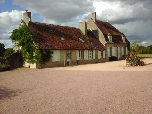 La Loeuf : Guest accommodation near Vallenay
