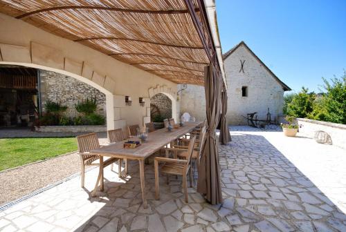 La Barauderie : Guest accommodation near Châtellerault