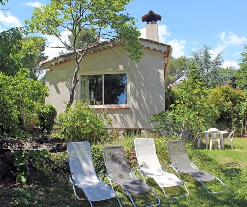 Studio entre Nice et Cannes : Guest accommodation near Roquefort-les-Pins