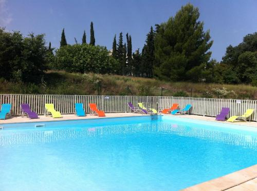 Appart'City Toulon- Six Fours Les Plages : Guest accommodation near Ollioules