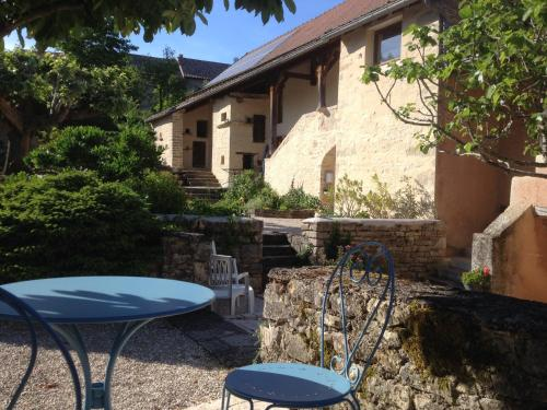 Chez Sylvie et Thierry : Bed and Breakfast near La Chapelle-sous-Brancion