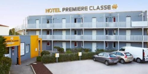 Première Classe Marseille Ouest - Martigues : Hotel near Saint-Mitre-les-Remparts
