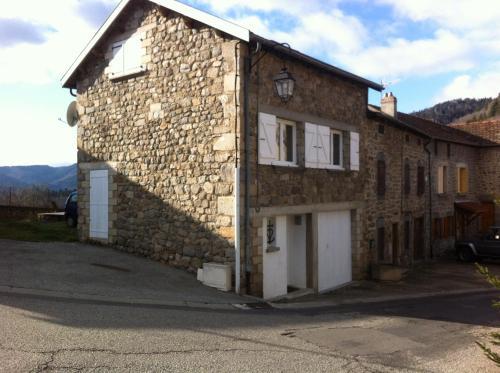 le clos des girolles : Guest accommodation near Saint-André-en-Vivarais