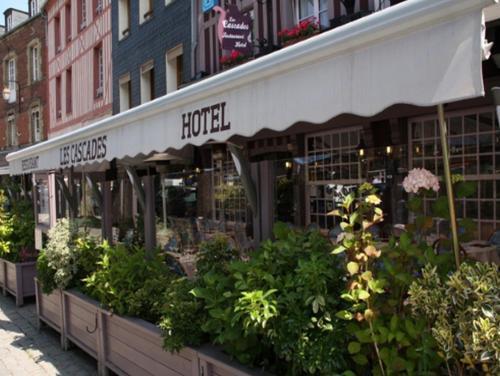 Les Cascades - Hôtel de Charme : Hotel near Honfleur