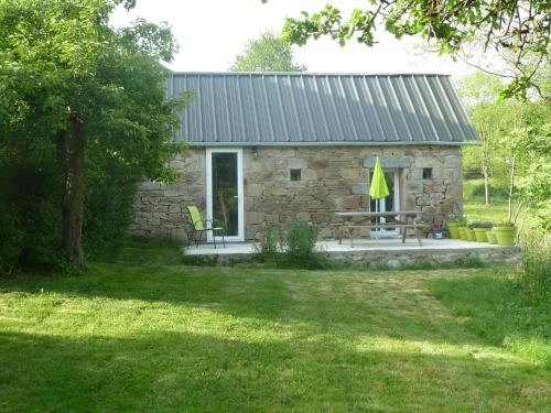 La Fermanerie : Guest accommodation near Villosanges