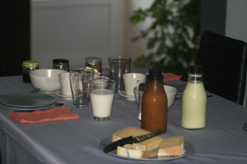 Le nid du Hérisson : Bed and Breakfast near Étival