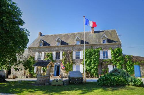 Domaine Airborne : Bed and Breakfast near Les Veys