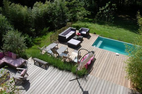 B&B Loft Trotters : Bed and Breakfast near Poissy