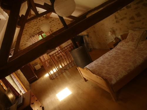 Pickwicks Villa : Guest accommodation near Villeberny
