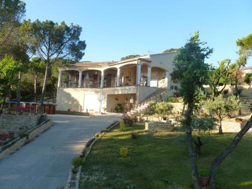 gite du soleil : Guest accommodation near Rochegude