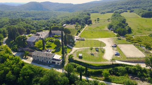 Domaine de Gressac : Guest accommodation near Saint-André-d'Olérargues