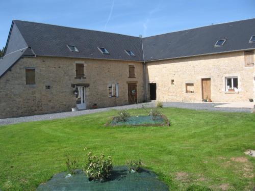 La Ferme de Montigny (Gite) : Guest accommodation near Bricqueville