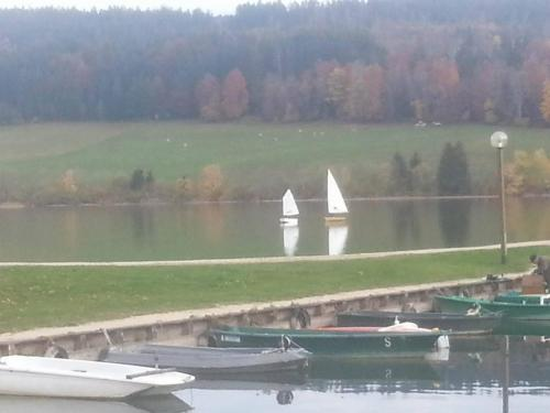 L'Ecrin du Lac : Bed and Breakfast near Dompierre-les-Tilleuls