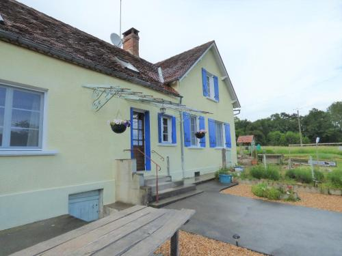 Les Tibles : Bed and Breakfast near Sorges