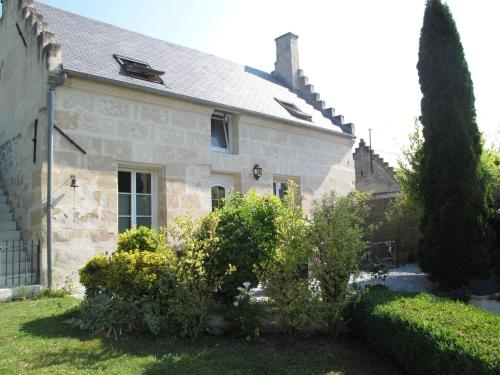 La Maison Des Chiens Rouges : Guest accommodation near Osly-Courtil