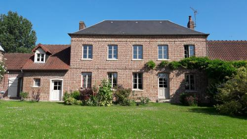 Le Bien-Venant : Guest accommodation near Surcamps