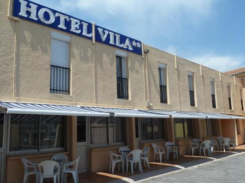 Hôtel Vila : Hotel near Frontignan