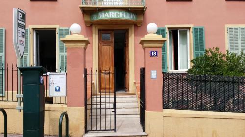 Hotel Marcellin : Hotel near Saint-Jean-Cap-Ferrat