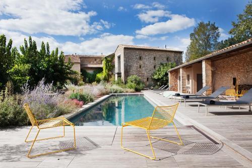 La Maison d'Ulysse Small Luxury Hotel : Hotel near Aigaliers