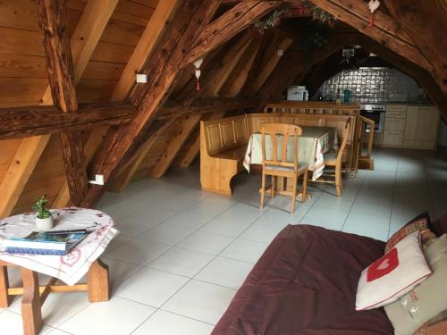 L'Insolite : Guest accommodation near Pfaffenheim