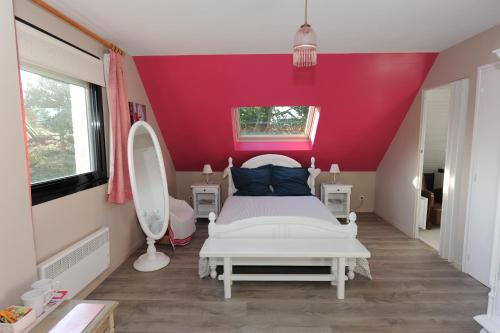 Aux doux Becots - Bed & Breakfast : Bed and Breakfast near Hesdigneul-lès-Boulogne